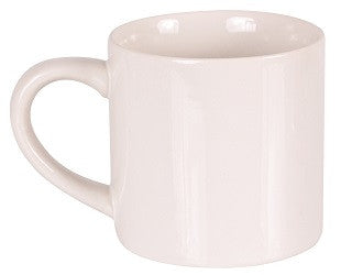 Ceramic Mugs Pack of 12 - MU003 - Collins Craft and School Supplies