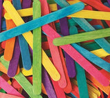 Popsticks Regular Pack of 1000 - Collins Craft and School Supplies