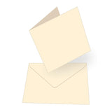 Card & Envelope Sets Packs of 50 -