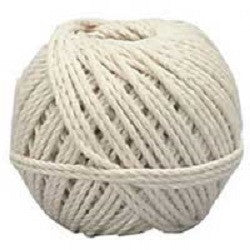 Cotton Twine 80m Roll - 160039 - Collins Craft and School Supplies