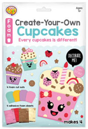 Foam Create-Your-Own Craft Kit -