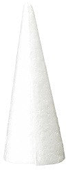 Foam Cones Pack of 5 - Collins Craft and School Supplies