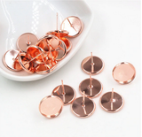Earring Bases 12mm -