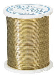 Beading Wire 28 Gauge 22mtr Roll - Collins Craft and School Supplies