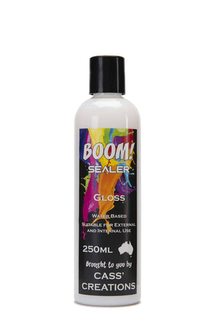Boom Gel Stain Sealer 250ml - Collins Craft and School Supplies