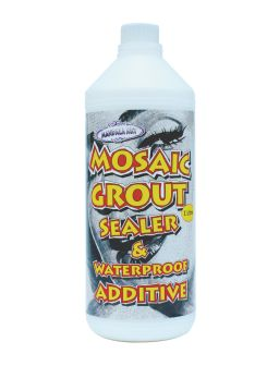 Mosaic Grout Sealer & Additive 1LT  - GSA - Collins Craft and School Supplies