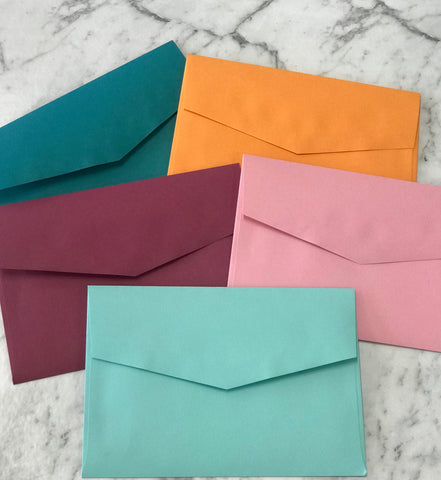 Envelopes - Collins Craft and School Supplies