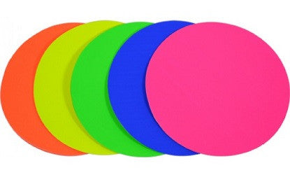 Paper Circles Pack of 100 - Collins Craft and School Supplies
