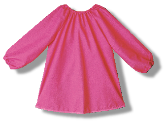 Art Smock Long Sleeve - Collins Craft and School Supplies