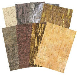 Bark Pattern Paper A3 Pack of 40 - NP050 - Collins Craft and School Supplies