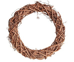 Natural Wreath Pack of 10 - NP150 - Collins Craft and School Supplies