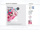 Paint By Numbers by Kaisercraft -