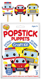 Popstick Puppets Pack of 3 -