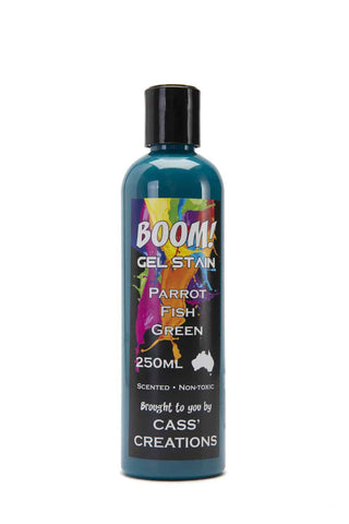 Boom Gel Stain 250ml Standard Colours - Collins Craft and School Supplies