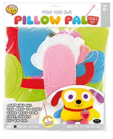 Make Your Own Pillow Pal Sewing Kit -