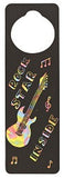Scratch-Art Doorknob Hangers Pack of 12 - SA007 - Collins Craft and School Supplies