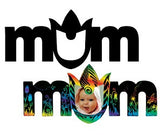 Scratch-Art Mum Magnets Pack of 10 - SA019 - Collins Craft and School Supplies