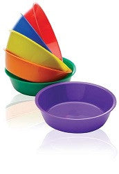 Sponge and Sorting Bowls Pack of 6 - 100747 - Collins Craft and School Supplies