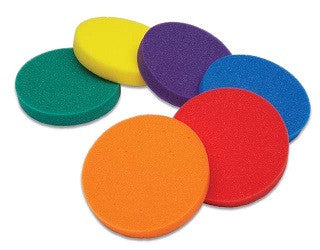 Sponge Bowl Inserts Pack of 6 - 100205 - Collins Craft and School Supplies