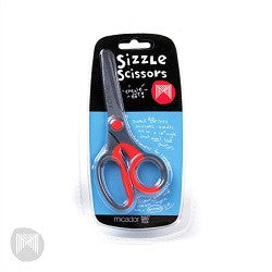 Sizzle Childrens Scissors 130mm - Collins Craft and School Supplies