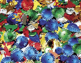 Sequins Multi Shapes Pack of 25g - Collins Craft and School Supplies