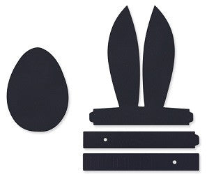Scratch Bunny Ears Pack of 10 - SA015 - Collins Craft and School Supplies