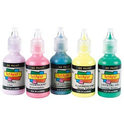 Scribbles Fabric Paint 29.5ml Bottle - Collins Craft and School Supplies