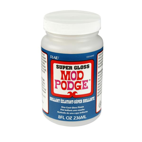 Mod Podge Super Gloss Brillant 8oz (236ml) - CS11297