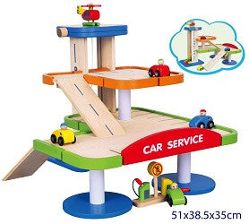 Creative Play - Garage - W651-59690 - Collins Craft and School Supplies