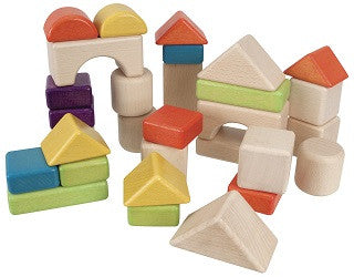 Discovery Building Blocks Pack of 30 - WP010 - Collins Craft and School Supplies