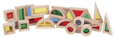 Discovery Light and Colour Blocks Pack of 24 - WP020 - Collins Craft and School Supplies