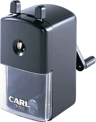 Desk Clamp Pencil Sharpener - 100996 - Collins Craft and School Supplies