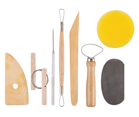 Pottery Tool Kit Pack of 8 - ML130