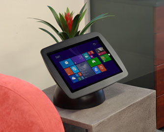 Boss-Tab BOB Swivel Tablet Kiosk