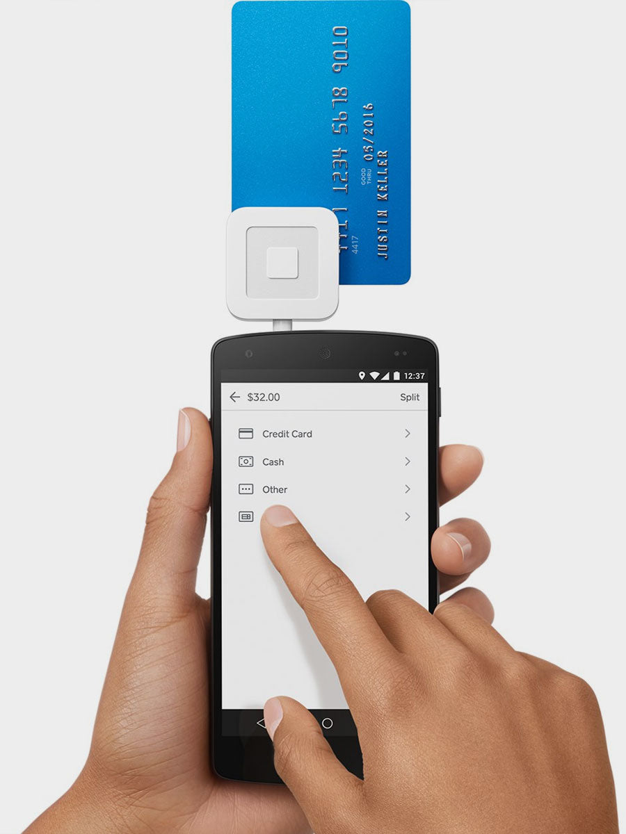 Square Card Chip Reader
