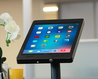 Optima iPad Pro Stand Enclosure