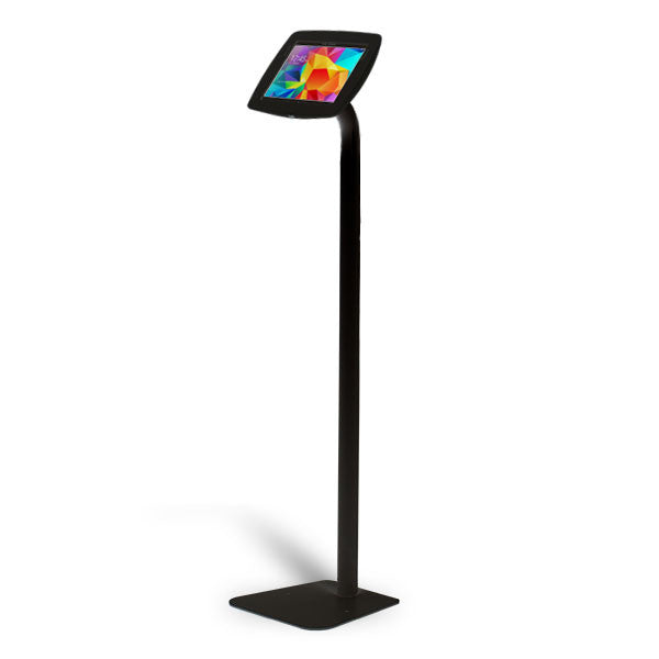 Fusion Floor Stand Rotate Tablet Enclosure
