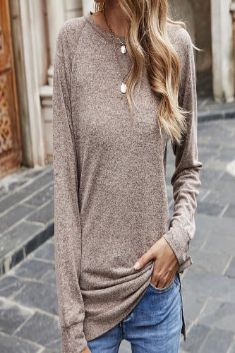 Soft & Stretchy Knit Tunic