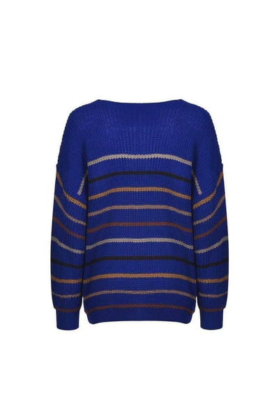 Bryton Striped Sweater
