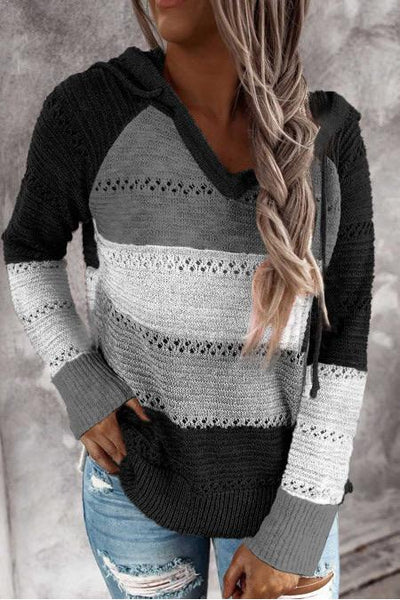 Kelly Hooded Sweater
