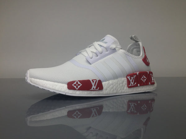9d78f2bba54d Adidas NMD R1 x Supreme Louis Vuitton size 11 for sale in Hyattsville