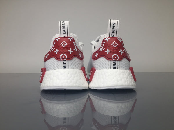 Adidas x Supreme x LV NMD R1 mens (USA 10) (UK 9.5) (EU 44