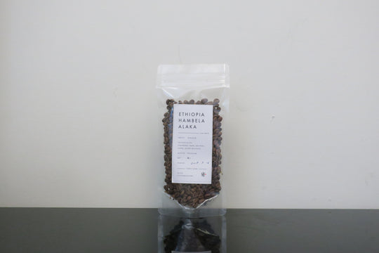 GLITCH COFFEE&ROASTERS ETHIOPIA HAMBELA ALAKA SUN DRIED