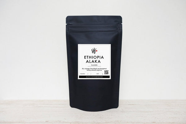 ETHIOPIA ALAKA WASHED - GLITCH COFFEE&ROASTERS