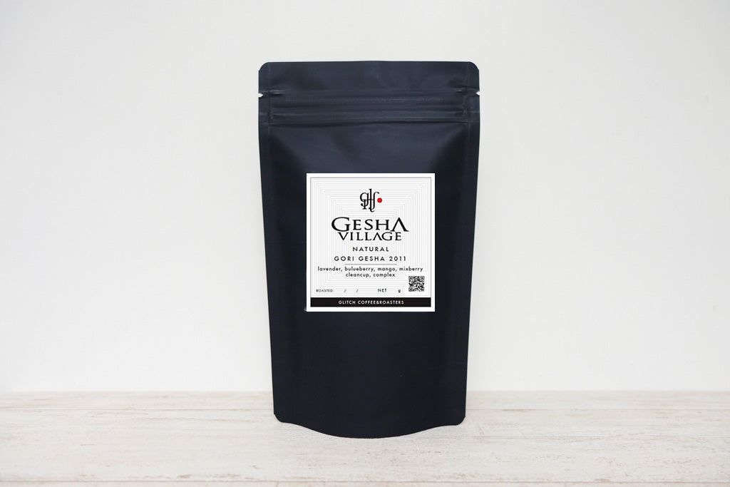 GESHA VILLAGE NATURAL - GLITCH COFFEE&ROASTERS