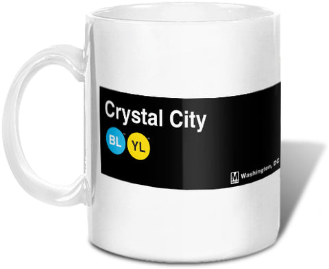 Crystal City Mug