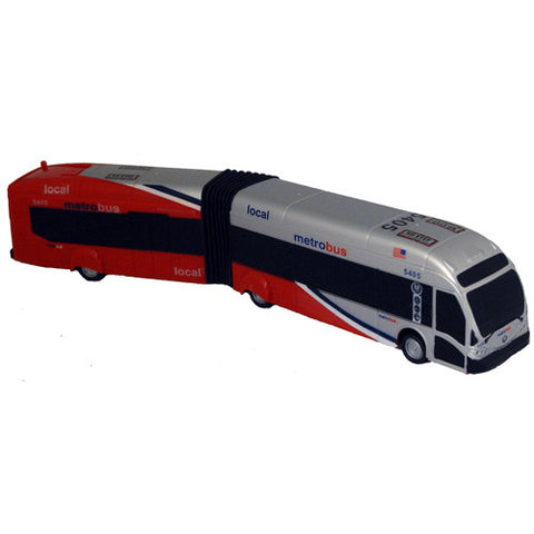 Accordion Bus Model