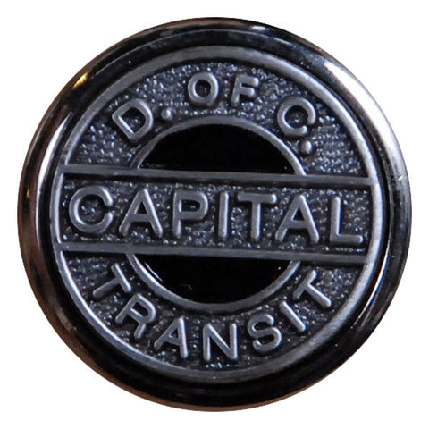 Capital Token Lapel Pin
