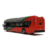 New Flyer XE40 Electric Transit Bus Diecast Model