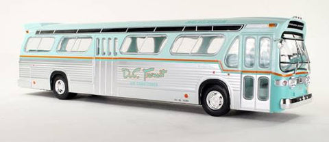 GM New Look Bus Diecast Model